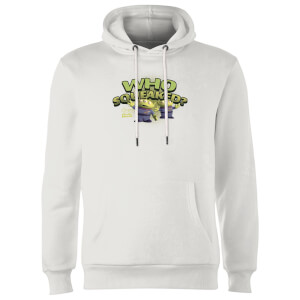 Toy Story Who Squeaked Hoodie - White