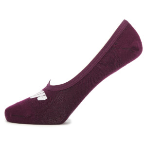 Invisible Socks - Mulberry (3 Pack)