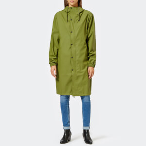 RAINS Women's Fishtail Parka - Sage