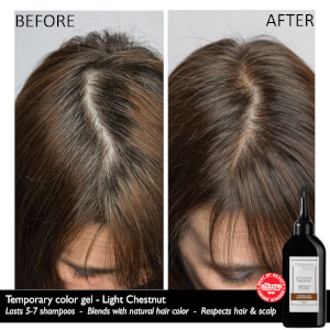 Christophe Robin Temporary Color Gel - Light Chestnut: Image 5