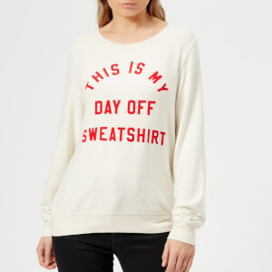Wildfox Women's Day Off Sweatshirt - Vintage Lace