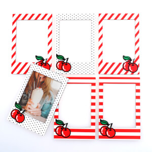 Cherry Magnetic Frames