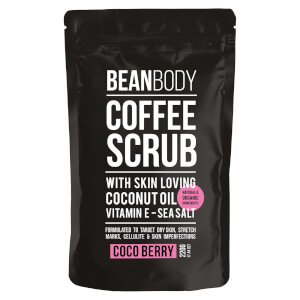 Bean Body Coffee Scrub - Coco Berry 220g