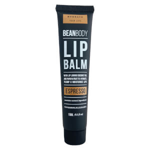 Bean Body Espresso Lip Balm 15g