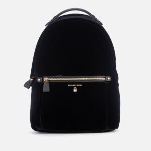 MICHAEL MICHAEL KORS Women's Nylon Kelsey Large Backpack - Black Velvet