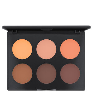 MAC Studio Fix Sculpt and Shape palette contouring - Medium Dark