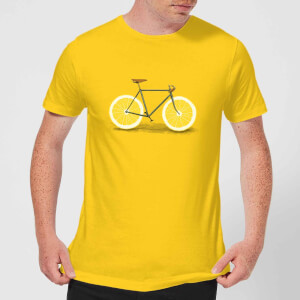 Florent Bodart Citrus Lemon Men's T-Shirt - Yellow