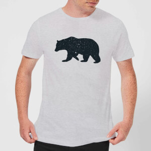 Florent Bodart Bear Men's T-Shirt - Grey