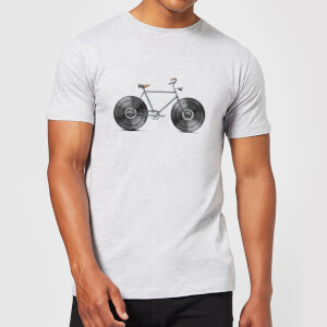 Florent Bodart Velophone Men's T-Shirt - Grey