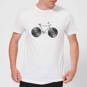 Florent Bodart Velophone Men's T-Shirt - White
