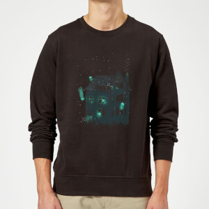 A New Home Sweatshirt - Black
