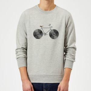 Florent Bodart Velophone Sweatshirt - Grey