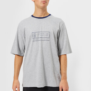 P.E Nation Men's Tempo Run T-Shirt - Grey Marl