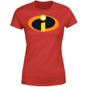 Incredibles 2 Logo Women's T-Shirt - Red