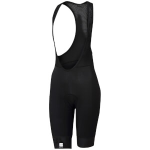 Sportful Women's Fiandre NoRain Bib Shorts - Black