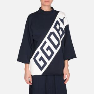 Golden Goose Deluxe Brand Women's Sarin Sweatshirt - Dark Navy