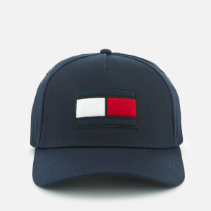 Tommy Hilfiger Men's Flag Cap - Navy