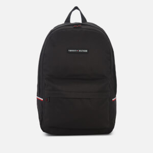 Tommy Hilfiger Men's Tommy Backpack - Black