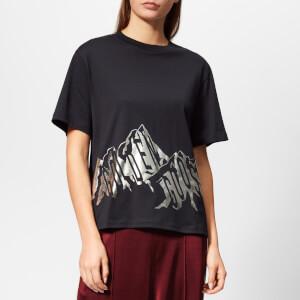 Golden Goose Deluxe Brand Women's Bernina T-Shirt - Dark Navy/Mountain