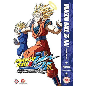 Dragon Ball Z KAI Final Chapters: Part 1 (Episodes 99-121)
