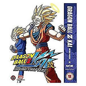 Dragon Ball Z KAI Final Chapters: Part 1 (Episodes 99-121)