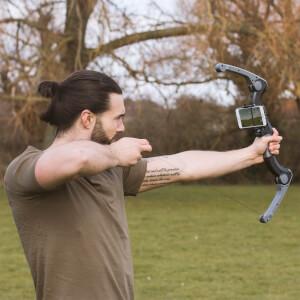 """ORB - VR Bluetooth Bogen für Smartphones """"Virtual Archer"""""""