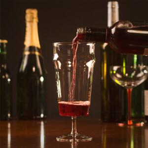 Bierglas mit Stiel - Pint-O-Wein