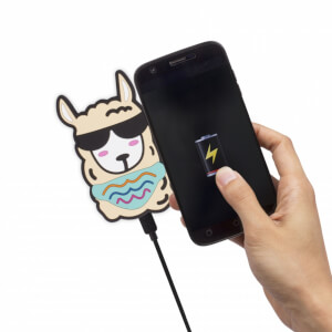 Swipe Llama Wireless Charger