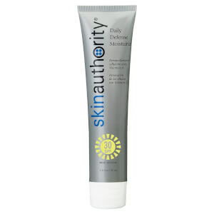 Skin Authority Sunscreen Moisturizer SPF30 0.7oz