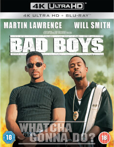 Bad Boys 4K Ultra HD - 2 Disques