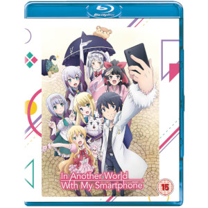 In Another World with My Smartphone - Complete Series Dual format