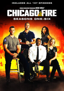 Chicago Fire - Seasons 1-6