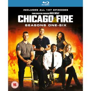 Chicago Fire - Seasons 1-6