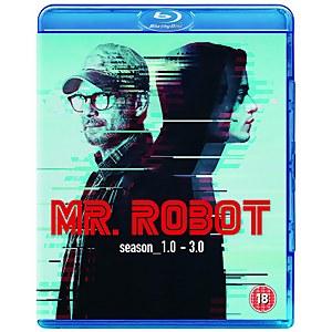 Mr Robot - Seasons 1-3