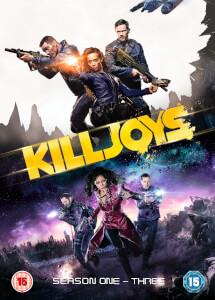 Killjoys - Seasons 1-3