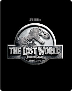 Jurassic Park: Vergessene Welt - 4K UHD (Inkl. 2D Version) Limited Edition Steelbook