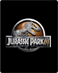 Jurassic Park III - 4K Ultra HD (Included 2D Version) Limited Edition Steelbook
