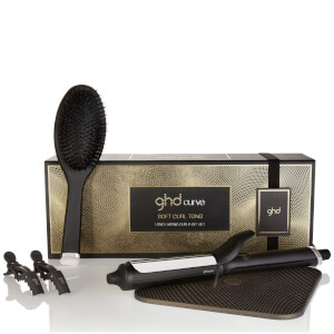 ghd Long Lasting Curling Tong Gift Set