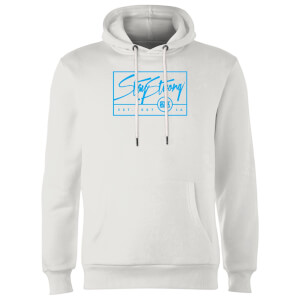 Stay Strong Est. 2007 Hoodie - White