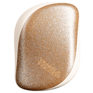 Tangle Teezer Compact Styler Hair Brush – Gold Starlight