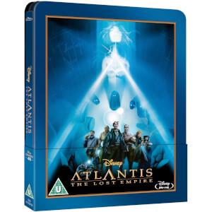 Atlantis The Lost Empire - Zavvi Exclusive Limited Edition Steelbook (The Disney Collection #40)
