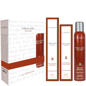 L'Anza Healing Volume Christmas Gift Set