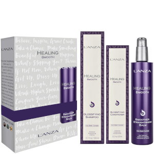 L'Anza Healing Smooth Christmas Gift Set