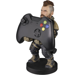 Figurine de support Cable Guy pour manette ou smartphone à collectionner – Call of Duty Black Ops – env. 20 cm