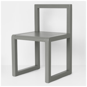 Ferm Living Little Architect Chair - Grey