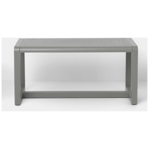 Ferm Living Little Architect Bench - Grey