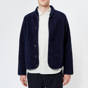 YMC Men's Beach Jacket - Navy