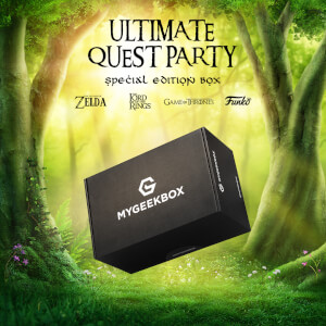 My Geek Box - Ultimate Quest Party Box - Frauen - XL