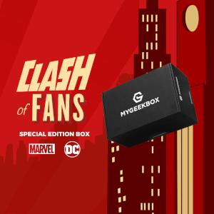 My Geek Box - Clash Of Fans Box - Men's - XL