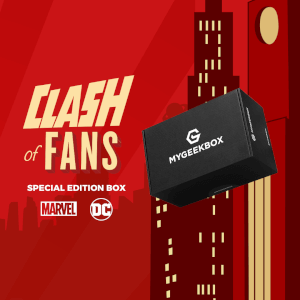 My Geek Box - Clash Of Fans Box - Women's - S